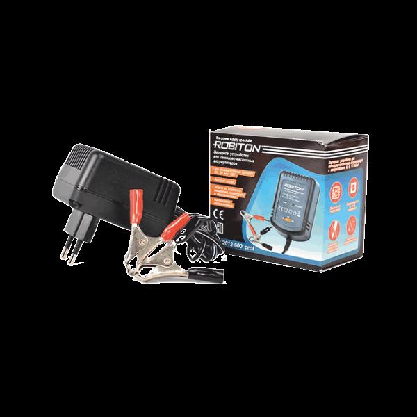 Зарядное устройство для аккумуляторных батарей 2, 6, 12 В