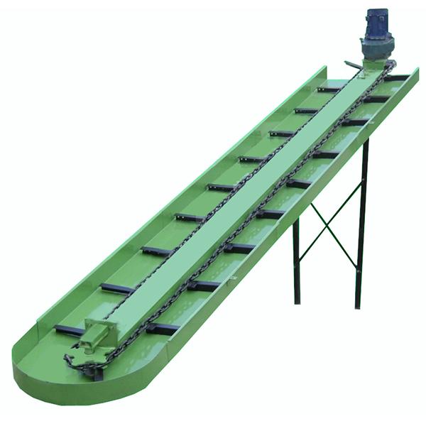 Наклонный транспортер в сборе (КСГ-7-01)